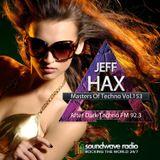 Jeff Hax's Masters Of Techno Vol.153
