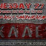 KAALI DJ SET - NOT EASY TUNES SHOWCASE # 001 ON GABBER.FM 27/11/2013