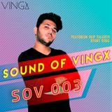 SOUND OF VINGX 003 | TALENT SHOWCASE - Metrush | #SOV003