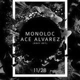 Ace Alvarez B-Day Live @ Pacha NYC November 2015