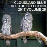 Cloudland Blue Eclectic Selection 2017 Vol 25