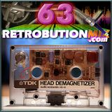 Retrobution Volume 63 – New Wave 80's, 140-145 bpm