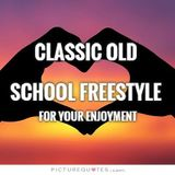 Classic Old School Freestyle 245 - DJ Carlos C4 Ramos