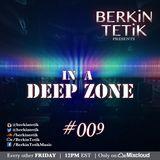Berkin Tetik - In A Deep Zone #009