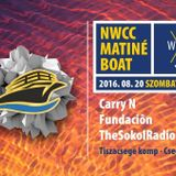 Carry N Live @ NWCC Matiné Boat 2016-08-20 nightset