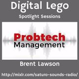 Digital Lego The One With Brent Lawson