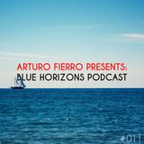 Arturo Fierro Presents Blue Horizons 011