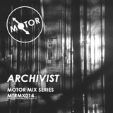 MTRMX014 - ARCHIVIST - MOTOR MIX SERIES