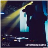 November 2015 Mix // Lewis Wake