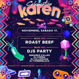 DJ SET EL ROW HBD KAREN DJ GERARDO CALLES 2018