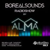 BorealSounds Radioshow / Episode 13 by ALMA (ARG)