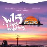 Chris Liebing @  Warung Beach Club 15 Years   part 1