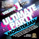 DMC - Ultimate Party Monsterjam Vol 1