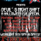 The Devil's Night Shift: A Night Shift Halloween Special