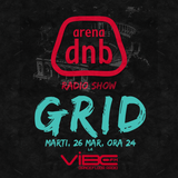 Arena dnb radio show - Vibe fm - mixed by GRID - 26-MAR-2013