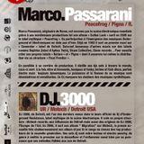 """Marco Passarani Live at """"Les Musiques Synthetiques"""" @ Coliseum (Charleroi-Belgium) - 25-11-2006"""