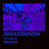 DEKADENZNOW VOLUME 36 by RIDWAN