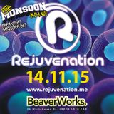 Pete Monsoon - Rejuvenation Sweet Sensations @ Beaver Works, Leeds (Breakbeat set) (14th Nov 2015)