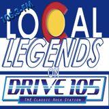 Local Legends 47-Shea Bramer and Larren Oliver plus an update on Suckafish
