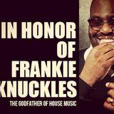 FRANKIE KNUCKLEs live at powerplant club, chicago 1984