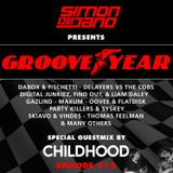 Groove Year #013 - Special Guestmix by Childhood