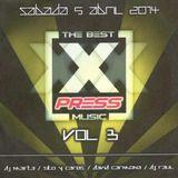 DJ Marta, David Carmona, Raul, Sito & Carias @ [X]Press Vol. 3 (05-04-2014)