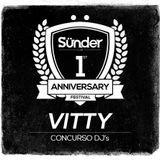 Vitty @ Concurso Aniversario Sünder Club