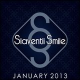 Slaventii Smile - January 2013