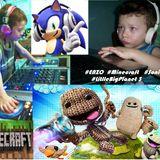 Track Games Minecraft_LitlleBigPlanet_Sonic by Dj Ana Chris para Enzo