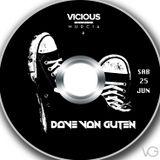DAVE VAN GUTEN - SET VICIOUS RADIO MURCIA - 25 DE JUNIO