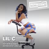 Lil C on REPREZENT RADIO | Episode 12 |SHENSEEA + HDD [Hipsters Don't Dance] Guest Mix