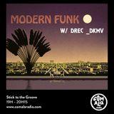 Modern Funk w/ Drec (DKMV)