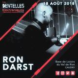 Ron Darst @ Les Dentelles Electroniques 18.08.2018 (Open Air Retro Stage)