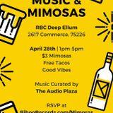 Music & Mimosas: MiMosa Mix