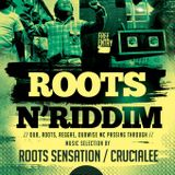 Roots N' Riddim feat Roots Sensation and Crucialee MC Reuben GVC Part 1