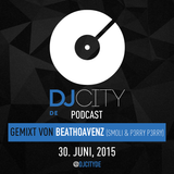 Beathoavenz - DJcity DE Podcast - 30/06/15