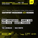 Tony Humphries Live from Southport Weekender Festival London June 2017 Deep Into Soul Arena Part 1