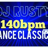 DJ RUSTY - DANCE CLASSICS - LIFE @ 140 bpm (recorded live from Beachcomber 2019)