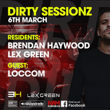DIRTY SESSIONZ - Friday 06th March (2020) on BEYONDRADIO (103.5 Beyond radio - UK)