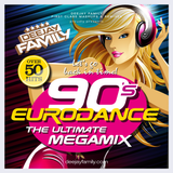 90s EURODANCE - THE ULTIMATE MEGAMIX