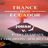 TRANCE FROM ECUADOR 122 2019-08-27 BY JOHAN V.