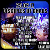 HCM vs Dj Kobe - Disciples of Chaos (25.02.17)