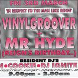 Vinylgroover & MC Freestyle - Jungle Book (Court Jesters Nightclub, Isle of Wight 03-03-95)