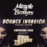 Bounce Invasion 008/w Sam Traxx