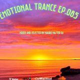 Emotional Trance ep.085(2016) Master dj