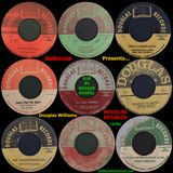 DaBlenda Presents SUB 85 REGGAE GOSPEL 45s Douglas Williams Douglas Records 1970s