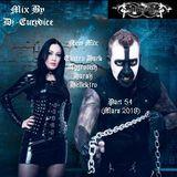 Mix New Electro Dark, Aggrotech, Harsh, Hellektro (Part 54) Mars 2018 By Dj-Eurydice