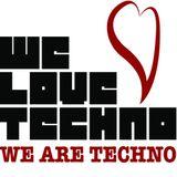 Eddie Mess - We Love Techno, We Are Techno Podcast (2016 06 08)
