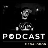 "UKF Podcast #91 - Megalodon's ""Evolution Vol. 2"" Mix"