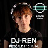 DJ Ren - Petofi DJ set 10.11.14